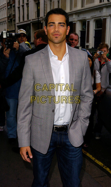 "JESSE METCALFE.""John Tucker Must Die"" - VIP screening, courthouse Kempinski, London, UK..Ref: CAN.half length grey gray suit jacket.www.capitalpictures.com.sales@capitalpictures.com.©Can Nguyen/Capital Pictures"