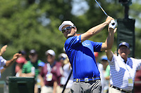 Zach Johnson (USA) tees off the par3 7th tee during Saturday's Round 3 of the 118th U.S. Open Championship 2018, held at Shinnecock Hills Club, Southampton, New Jersey, USA. 16th June 2018.<br /> Picture: Eoin Clarke | Golffile<br /> <br /> <br /> All photos usage must carry mandatory copyright credit (&copy; Golffile | Eoin Clarke)