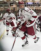 (Kerfoot, Criscuolo) Wiley Sherman (Harvard - 25) -  - The Harvard University Crimson defeated the visiting Colgate University Raiders 7-4 (EN) on Saturday, February 20, 2016, at Bright-Landry Hockey Center in Boston, Massachusetts.