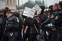 2016/09/18 Bautzen | Protest gegen Rechte und Rassisten