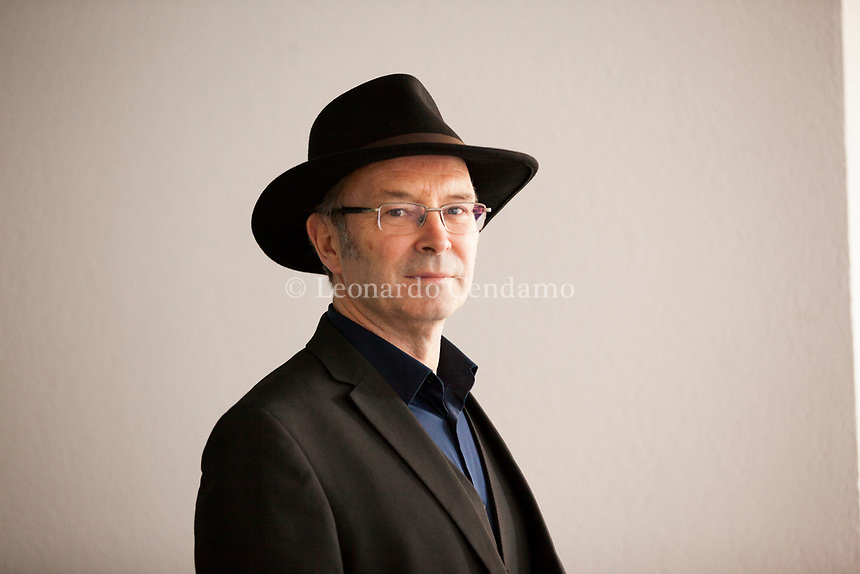 Mike McCormack (born 1965) is an Irish novelist and short story writer. He has published two collections of short stories, Getting It In the Head and Forensic ... Milan 18 novembre 2018. © Leonardo Cendamo