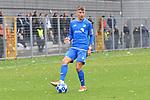 Hoffenheims Luis G&ouml;rlich / Goerlich am Ball beim Spiel der UFEA Youth League U19, TSG 1899 Hoffenheim - Manchester City.<br /> <br /> Foto &copy; PIX-Sportfotos *** Foto ist honorarpflichtig! *** Auf Anfrage in hoeherer Qualitaet/Aufloesung. Belegexemplar erbeten. Veroeffentlichung ausschliesslich fuer journalistisch-publizistische Zwecke. For editorial use only.