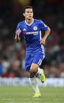 Chelsea's Pedro in action during the Premier League match at the Emirates Stadium, London. Picture date September 24th, 2016 Pic David Klein/Sportimage