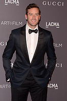 LOS ANGELES, CA - NOVEMBER 04: Armie Hammer at the 2017 LACMA Art + Film Gala Honoring Mark Bradford And George Lucas at LACMA on November 4, 2017 in Los Angeles, California. Credit: David Edwards/MediaPunch /NortePhoto.com