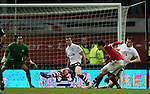 Ander Herrera OF Manchester United scores the equalising goal - FA Cup Fifth Round - Preston North End  vs Manchester Utd  - Deepdale Stadium - Preston - England - 16th February 2015 - Picture Simon Bellis/Sportimage