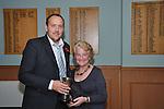 Uffington Cricket Club Annual Dinner 2010