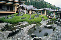 Matsunoo-Taisha shrine in Arashiyama, also known as Matsuo-san, is dedicated to the mysterious process of fermentation.