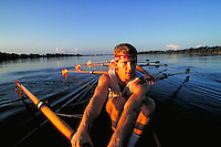 Bay Area Rowing Club; Teamwork. Houston Texas.