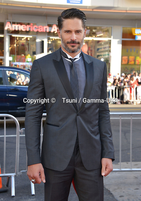 Joe Manganiello 238 at The True Blood Finale Season 2014 at the TCL Chinese Theatre in Los Angeles.