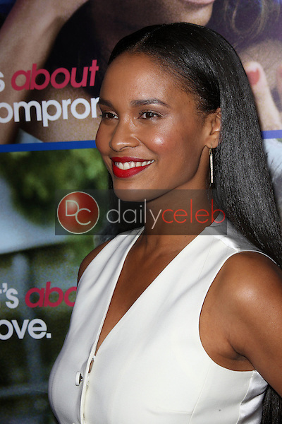 Joy Bryant<br /> at the &quot;About Last Night&quot; Los Angeles Premiere, Arclight, Hollywood, CA 02-11-14<br /> David Edwards/Dailyceleb.com 818-249-4998