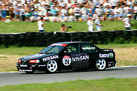 1992 British Touring Car Championship. #24 Andy Middlehurst (GBR). Nissan Janspeed Racing. Nissan Primera GT.