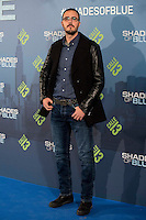"Diego Arjona attends to the premiere of the new series of chanel Calle 13, ""Shades of Blue"" at Callao Cinemas in Madrid. April 05, 2016. (ALTERPHOTOS/Borja B.Hojas) /NortePhoto.com"