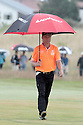 SOUTHPORT, ENGLAND - JULY 28:  Bernhard Langer of Germany in action during the final round of The Senior Open Championship played at Royal Birkdale Golf Club on July 28, 2013 in Southport, United Kingdom.  (Photo by Phil Inglis/Getty Images)
