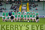 St Brendans in the Senior County Football Championship Round 1 against Kenmare District at Austin Stack Park on Sunday