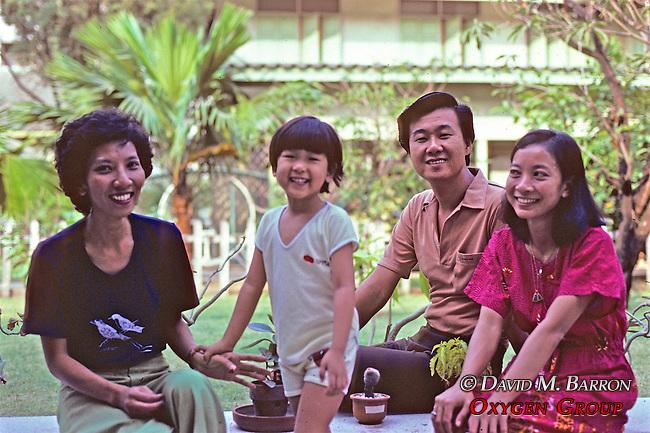 Pisawan, Aye, Dr Supat & Lek
