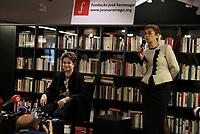 LISBOA, PORTUGAL, 14.03.2017 - DILMA-ROUSSEFF - A ex presidente do Brasil, Dilma Rousseff durante coletiva de imprensa na Fundação José Saramago em Lisboa, após palestra sobre Neoliberalismo, desigualdade, democracia na cidade de Lisboa em Portugal nesta terça-feira, 14. (Foto:  Líbia Florentino/ Brazil Photo Press)