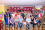 30th Birthday : Jackie Enright, Ballaugh, Abbeyfeale celebrating her 30th birthday with family & friends at her parents home on Saturday evening last.