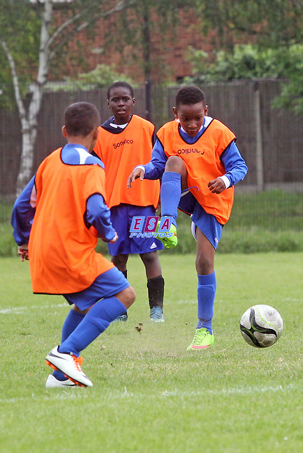 AFC ALLSTARS v MERIDIAN<br /> U11<br /> THAMESMEAD SUMMER FESTIVAL OF FOOTBALL 2016<br /> SATURDAY 28TH MAY 2016<br /> BAYLISS AVENUE