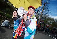 Fleche Wallonne 2012..Luxemburg fan.