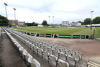 General view of the ground ahead of Essex CCC vs Middlesex CCC, Specsavers County Championship Division 1 Cricket at The Cloudfm County Ground on 27th June 2017