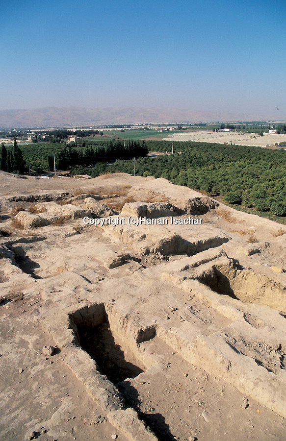 Jordan, Deir Ala in the Jordan Valley&#xA;<br />