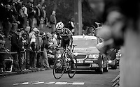 Fleche Wallonne 2012..The Mur de Huy is tough as nails, even for pro's