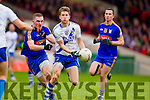 Aidan Walsh Saint Marys in action against Conor McGill Ratoath in the Semi Final of the Intermediate Club Championship at the Gaelic Grounds in Limerick on Sunday.