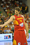 Iran´s  and Spain's  during 2014 FIBA Basketball World Cup  Group Phase-Group A Iran vs Spain, GASOL, Pau   .August 30,2014.(ALTERPHOTOS/Raul Perez)