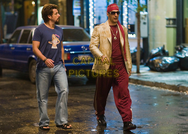 Adam Sandler & John Turturro.in You Don't Mess with the Zohan.*Filmstill - Editorial Use Only*.CAP/NFS.Supplied by Capital Pictures.