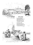 County Songs. XVI. Lincolnshire. (Illustrated poem)