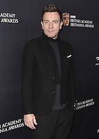 BEVERLY HILLS, CA - OCTOBER 28:  Ewan McGregor at the 2016 BAFTA Los Angeles Britannia Awards at the Beverly Hilton Hotel on October 28, 2016 in Beverly Hills, California. Credit: MediaPunch
