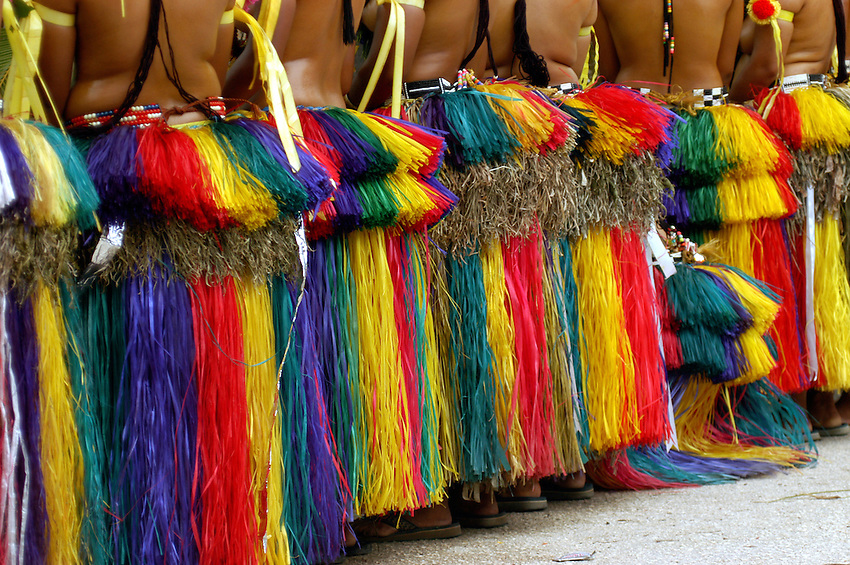 Images from the Book Journey Through Color and Time,the very traditional Yapese during a ceremony after the traditional Yap day, they have to perform in front of different villages Yap Micronesia