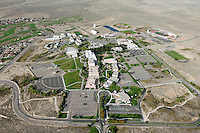 aerial of Colorado State University Pueblo