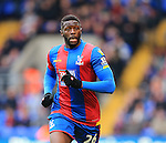Crystal Palace's Bakery Sako in action <br /> <br /> - English Premier League - Crystal Palace vs Liverpool  - Selhurst Park - London - England - 6th March 2016 - Pic David Klein/Sportimage