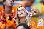 Netherlands fans (NED), JULY 5, 2014 - Football / Soccer : FIFA World Cup Brazil 2014 quarter-finals match between Netherlands 0(4-3)0 Costa Rica at Arena Fonte Nova stadium in Salvador, Brazil.<br /> (Photo by AFLO)