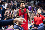 CSKA Moscow Daniel Hackett during Turkish Airlines Euroleague match between Real Madrid and CSKA Moscow at Wizink Center in Madrid, Spain. November 29, 2018. (ALTERPHOTOS/Borja B.Hojas)