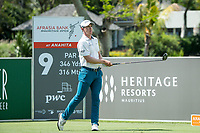 Grant Forest (SCO) during the 3rd round of the AfrAsia Bank Mauritius Open, Four Seasons Golf Club Mauritius at Anahita, Beau Champ, Mauritius. 01/12/2018<br /> Picture: Golffile | Mark Sampson<br /> <br /> <br /> All photo usage must carry mandatory copyright credit (© Golffile | Mark Sampson)