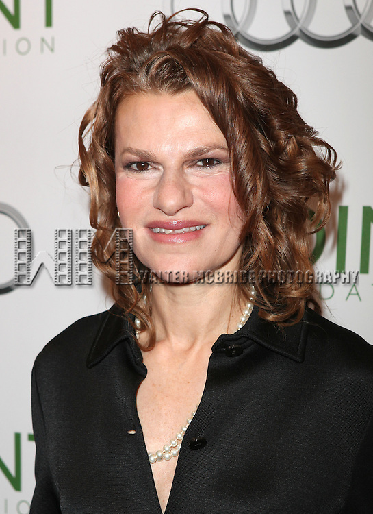 Sandra Bernhard.attending the Point Foundation's Fourth Annual Gala - Point Honors New York in New York City.