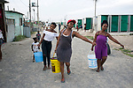 SOUTH AFRICA: WATER CRISIS IN CAPE TOWN