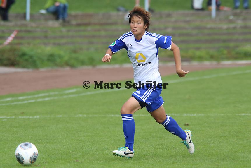 Asuna Tanaka (FFC) - 1. FFC Frankfurt vs. SG Essen-Schönebeck