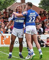 160723 Wakefield Wildcats v Castleford Tigers