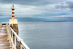 Amble towards Coquet Island