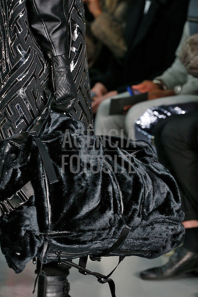 Londres, Inglaterra – 08/01/2014 - Desfile de KTZ durante a Semana de moda masculina de Londres - Inverno 2014. <br /> Foto: FOTOSITE