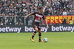 22.07.2017, Millerntor-Stadion, Hamburg, GER, FSP, FC St. Pauli vs SV Werder Bremen<br /> <br /> im Bild<br /> Luca Zander (St. Pauli #19), <br /> <br /> Foto &copy; nordphoto / Ewert