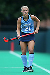 12 September 2014: North Carolina's Casey Di Nardo. The University of North Carolina Tar Heels hosted the Syracuse University Orange at Francis E. Henry Stadium in Chapel Hill, North Carolina in a 2014 NCAA Division I Field Hockey match. UNC won the game 3-0.