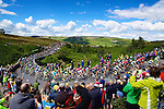 Picture by Shaun Flannery/SWpix.com - 05/07/2014 - Cycling - Tour de France 2014 Grand Depart - Stage 1, Leeds to Harrogate - Yorkshire, England - <br />