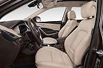 Front seat view of 2016 Hyundai Santa-Fe Executive 5 Door Suv Front Seat  car photos