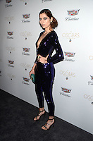 Blanca Blanco<br /> at Cadillac Hosts their Annual Oscar Week Soiree to celebrate the 89th Academy Awards, Chateau Marmont, Los Angeles, CA 02-23-17<br /> David Edwards/DailyCeleb.com 818-249-4998