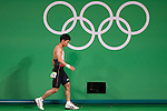 Hiroaki Takao (JPN), <br /> AUGUST 7, 2016 - Weightlifting : <br /> Men's 56kg <br /> at Riocentro - Pavilion 2 <br /> during the Rio 2016 Olympic Games in Rio de Janeiro, Brazil. <br /> (Photo by Sho Tamura/AFLO SPORT)
