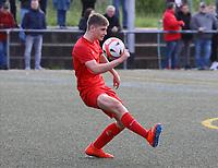 Noah Lorenz (Büttelborn) - Büttelborn 15.05.2019: SKV Büttelborn vs. Kickers Offenbach, A-Junioren, Hessenpokal Halbfinale